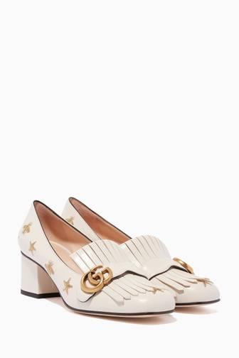 35f1f27d3660a تسوق احذية قوتشي فخمة للنساء أون لاين