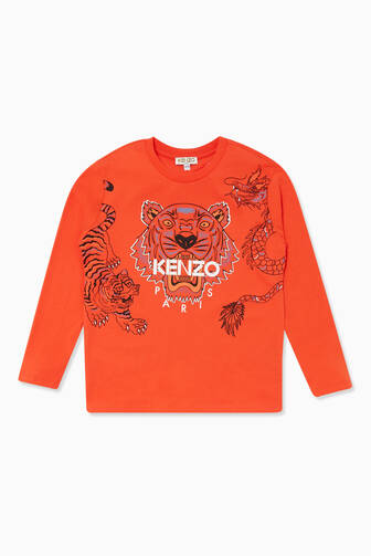 8d02e531ab0 Shop Luxury Kenzo Collection for Kids Online | Ounass UAE