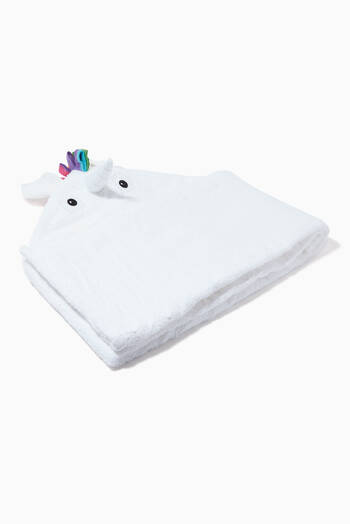 hover state of Unicorn Hooded Towel