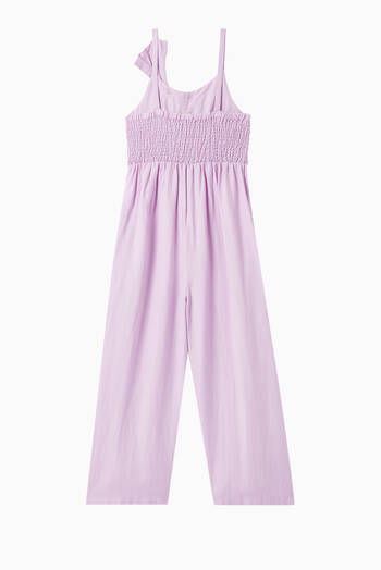 hover state of Eden Twist Jumpsuit