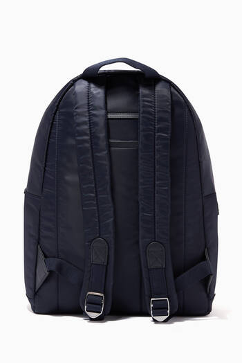 hover state of We Are D&G Backpack in Leather