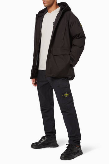 hover state of Stretch Gabardine Cargo Pants