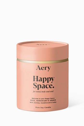 hover state of Happy Space Candle, 200g