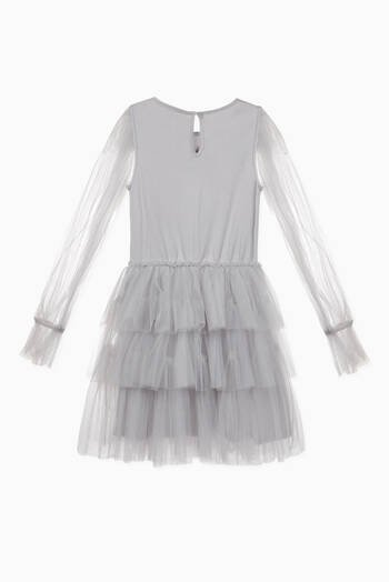 hover state of Olympia Tulle Tutu Dress