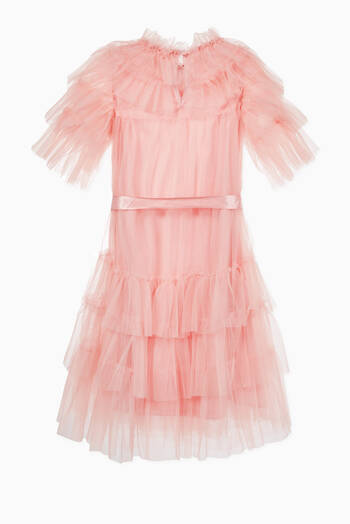 hover state of Musette Tulle Dress
