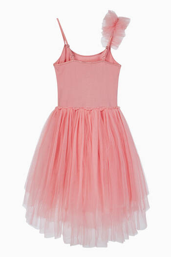 hover state of Sweetheart Cotton Tulle Tutu Dress