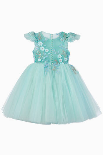 hover state of Dandelion Tulle Dress