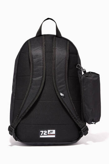 hover state of Elemental Logo Backpack in Polyester