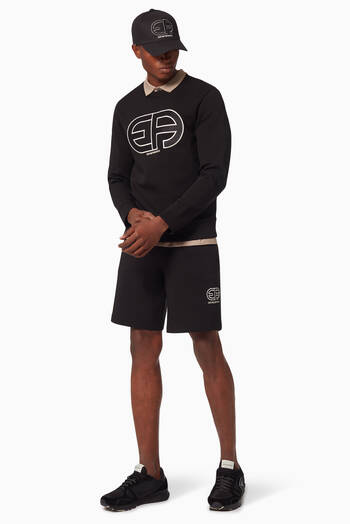 hover state of EA Reacreate Jersey Shorts