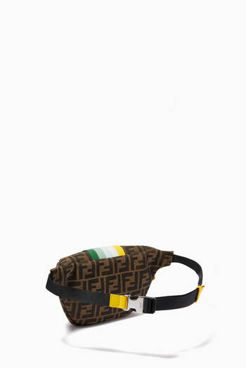 hover state of Monster Belt Bag in Monogram Canvas