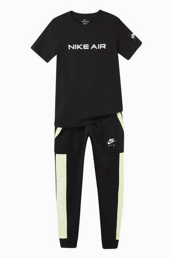 hover state of Nike Air Cotton Sweatpants