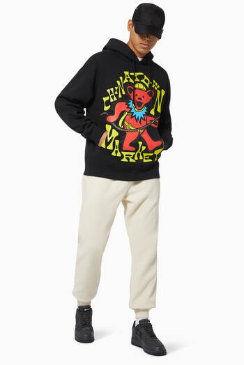 hover state of x Grateful Dead Cotton Hoodie