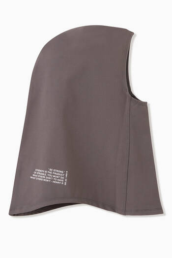 hover state of Softskin Recycled Active Hijab