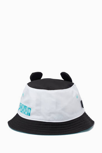 hover state of Panda Bucket Hat