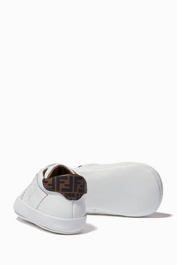 hover state of Monogram Sneakers in Leather