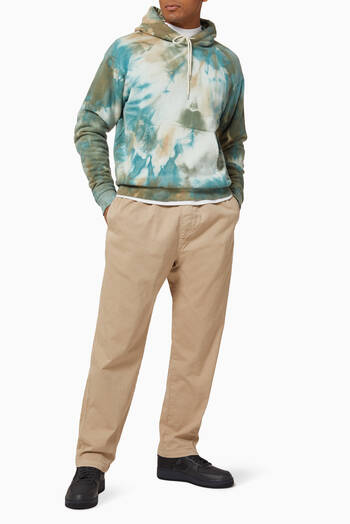 hover state of Sequoia Surface Tie Dye Hoodie