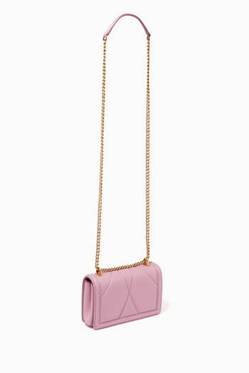 hover state of Small Devotion Bag in Quilted Nappa