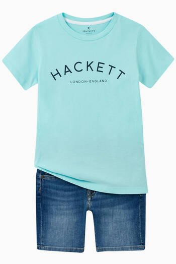 hover state of Hackett Jersey T-shirt