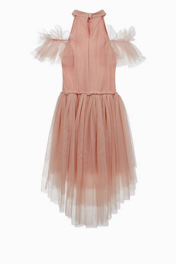 hover state of New York Tulle Tutu Dress