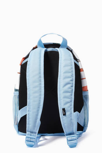 hover state of Brasilia Just Do It Backpack in Canvas