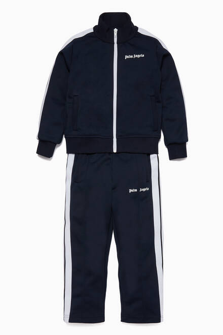 hover state of Navy Classic Track Pants