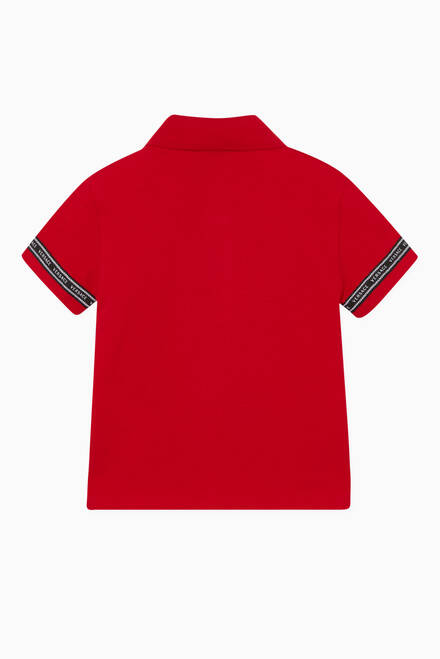 hover state of Nastro Versace Polo Shirt