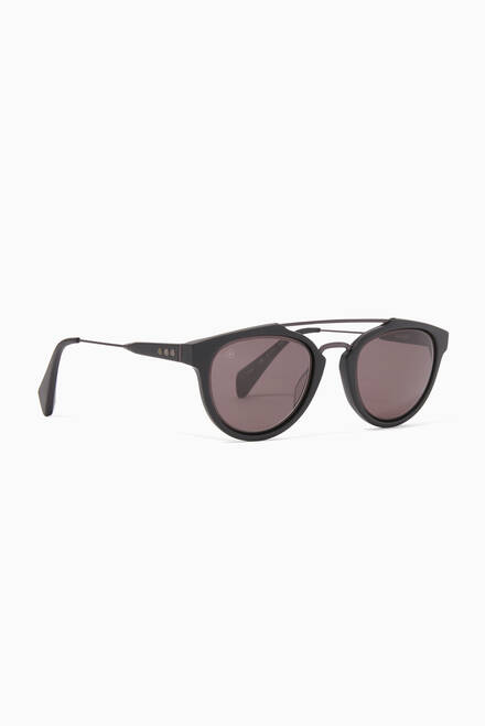 hover state of Rollright C30 Matte Acetate Sunglasses