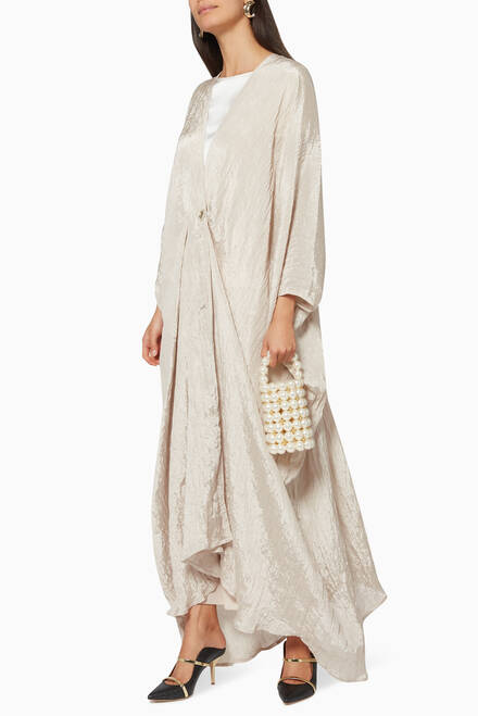 hover state of Adeena Crepe Cape
