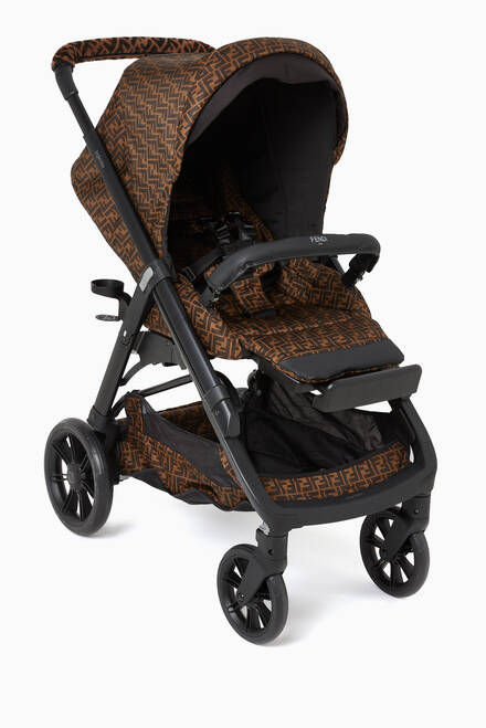 hover state of FF Logo Reclinable Stroller