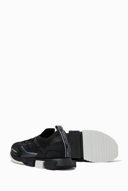 hover state of Sorrento Slip On Sneakers in Stretch Mesh