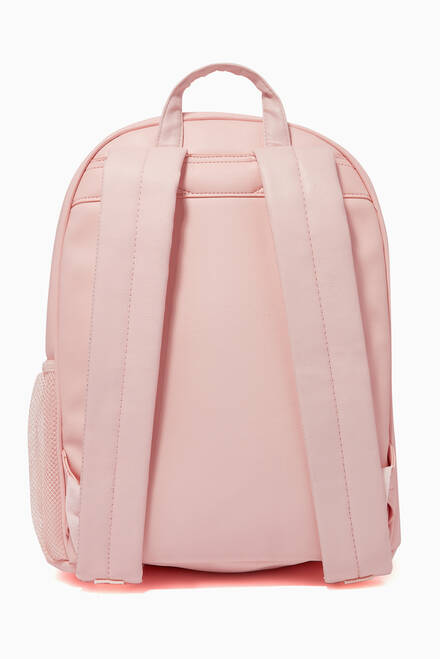 hover state of Queen Miss Gwen Stripe School Backpack