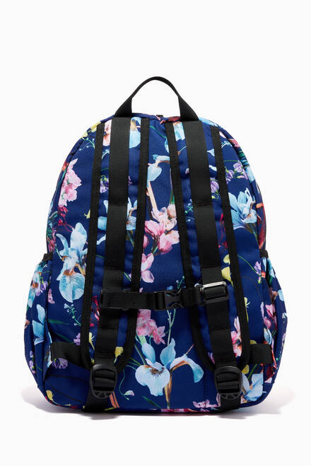 hover state of Twister Canvas Backpack