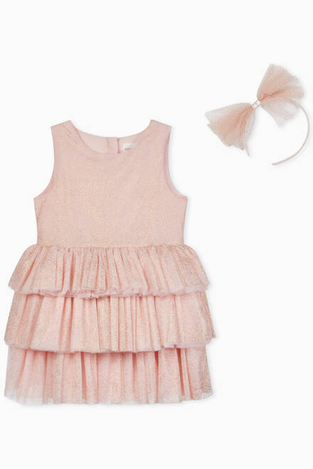 hover state of Sprinkles Layered Tulle Dress