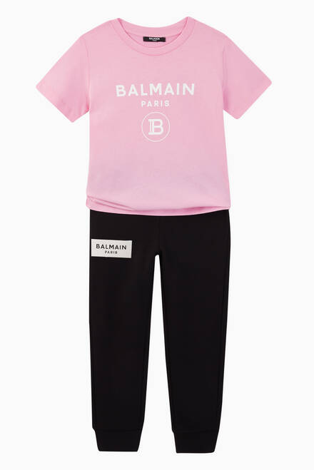 hover state of Balmain Jersey T-Shirt