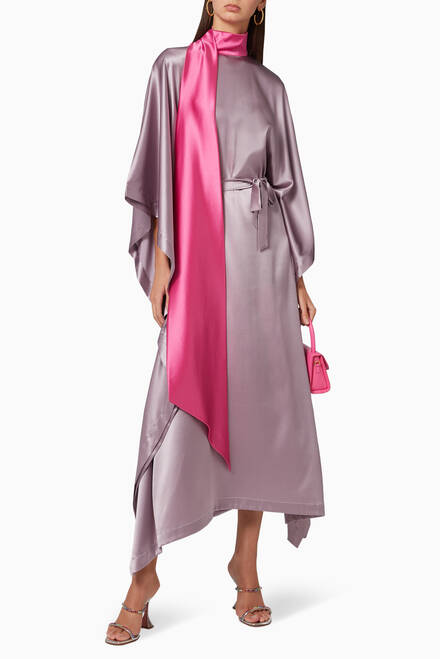 hover state of Odeon Satin Kaftan