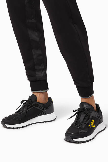 hover state of Prax 01 Sneakers in Nylon Gabardine