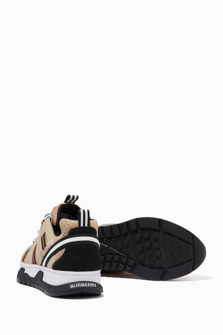 hover state of Union Sneakers in Nubuck & Mesh