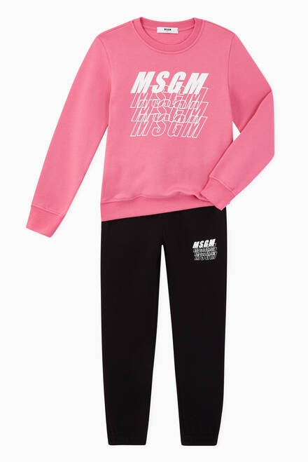 hover state of MSGM Sweatpants