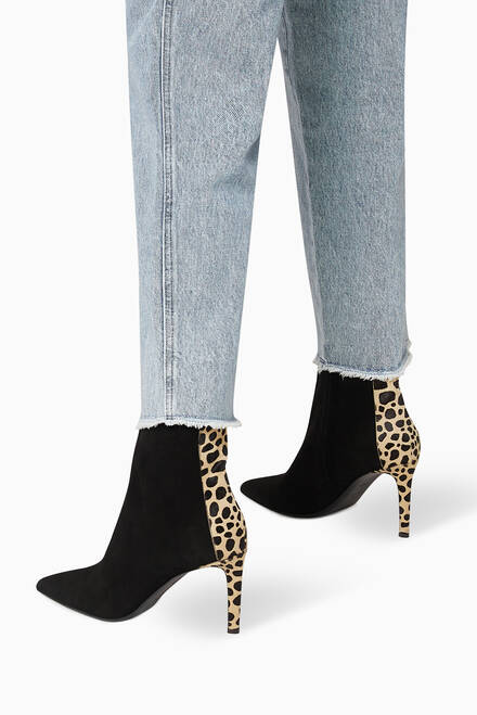 hover state of Amal Feline 85 Boots in Suede