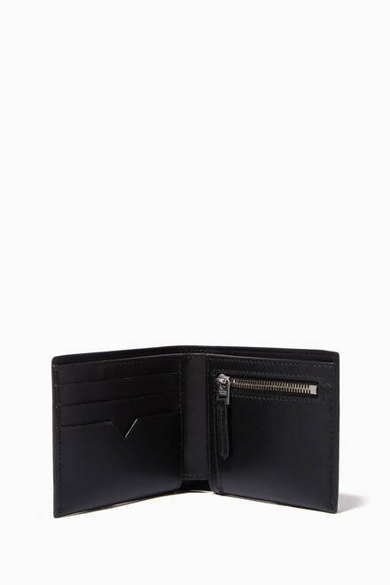 hover state of Bi-fold Wallet in French Calf