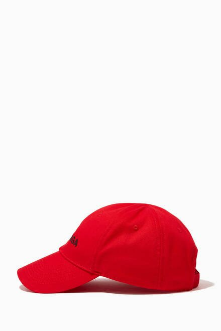 hover state of Logo Cap in Cotton