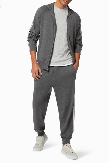 hover state of Cotton Cashmere Jogger