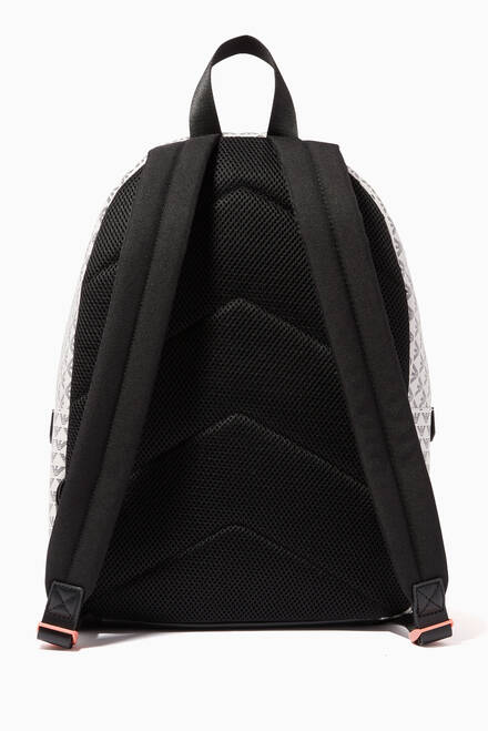 hover state of EA Eagle Monogram Backpack in Canvas