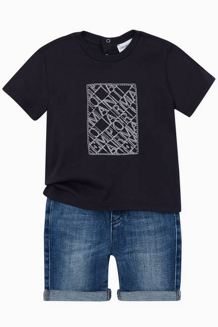 hover state of EA Crossword Jersey T-Shirt