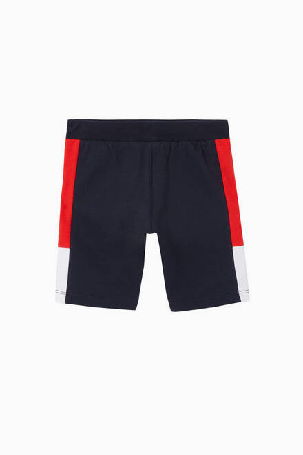 hover state of Logo Cotton Jersey Shorts