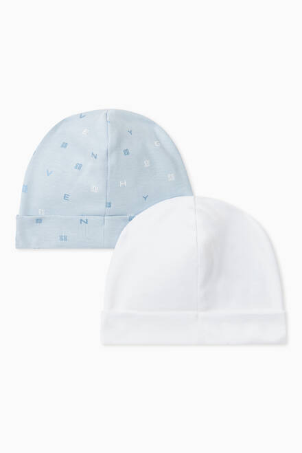 hover state of Hat Set in Cotton Jersey