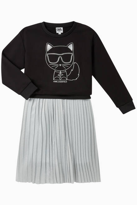 hover state of Choupette Printed Sweatshirt