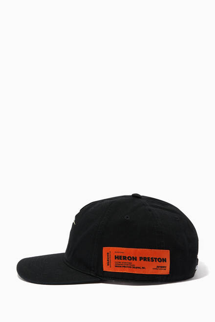 hover state of Herons Baseball Cap in Cotton