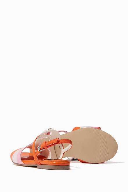 hover state of Flamingo Sandals in Alter Nappa