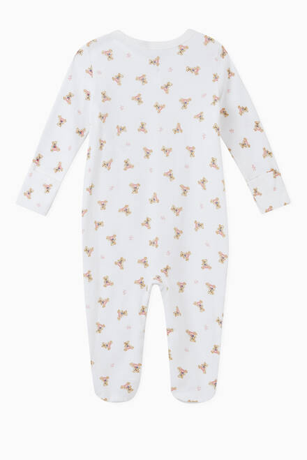 hover state of Bear Print Coverall